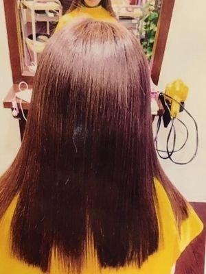 Healing Hair anne9
