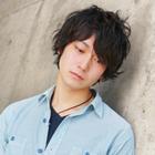 【メンズ人気No.3】 メンズカット+ハーブパーマ+眉カット9,720円