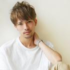 【メンズ人気No.2】 メンズカット+ハーブカラー+眉カット9,720円