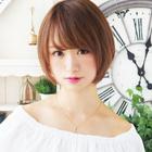【高級ラメラメで美髪☆】 カット+ラメラメトリートメント9,720円→7,776円
