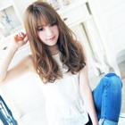 【ふわ艶カール】デジタルパーマ+ラメラメトリートメント12,960円→8,640円