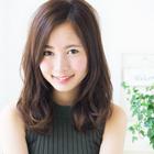 【美艶カール】前髮カット+デジタルパーマ+ラメラメトリートメントント9,504円