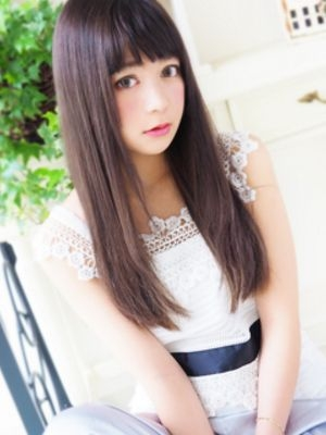 【ジュレベール 松田】みゆき艶ストレートでナチュラル美髪に♪
