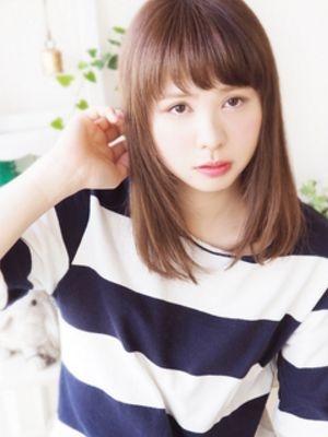 【ヘアジュレドゥ小澤】 フレンチカジュアル大人女子ミディアム