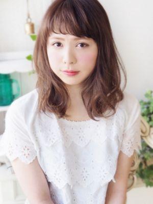 【ヘアジュレドゥ 小澤】 カジュアルフレンチ☆ボワふわミディ