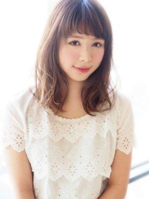 【ヘアジュレドゥ 小澤】 フレンチカジュアル☆ボワふわミディ