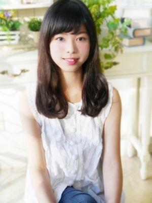 【ヘアジュレドゥ 小澤】 カジュアル可愛い~セミディ