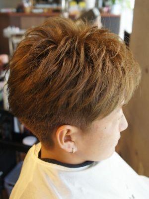HAIR EG-O Amber