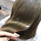 【オーガニックカラーリタッチ&髪質改善ハホニコサイバートリート9,180円】