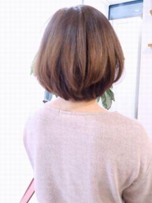 素髪☆ボブ