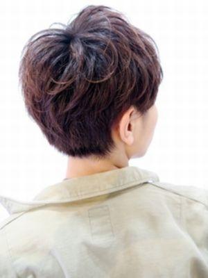 がんちゃん(岩田剛典)風のショートヘア☆
