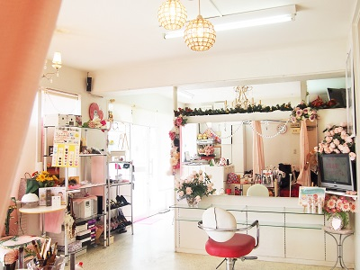 HairSalon PinkPrincess1