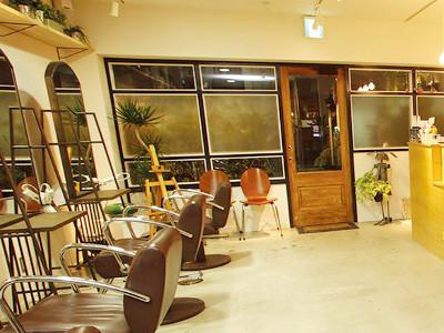 美容室ループス・プラザ 日吉店1