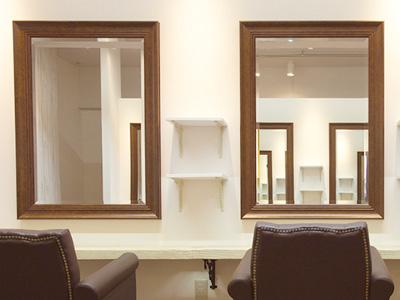 美容室ループス・プラザ 東白楽店1