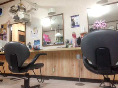 アマノ美容室1