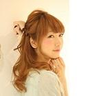 ヘアセット・ヘアアレンジ+前髪カット