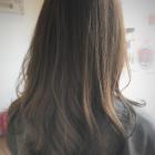 カット+モロッカンカラ―+髪質改善ヘアエステ