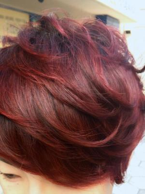 赤いよね~♪
