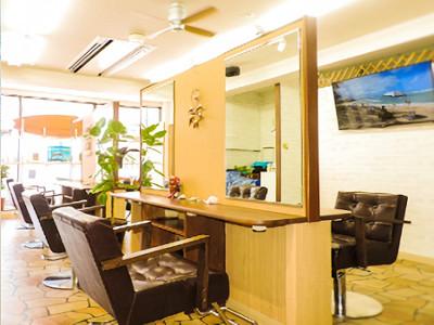 美容室Lei Aloha(レイアロハ)八王子1