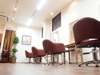 hair salon Lunon