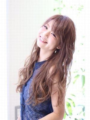 【Londfille】関根孝文 オトナ可愛いモテ髪ロング