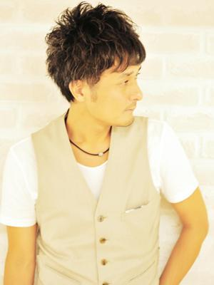 【Richer-リシェル渋谷】大人ソフトモヒカン