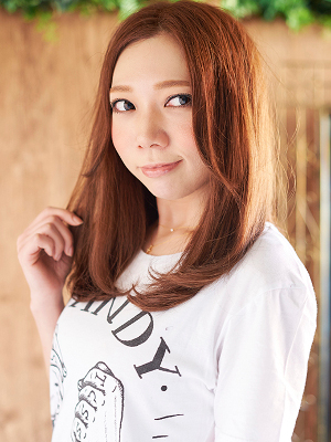 【ashuley】サラサラ☆コスメストレート