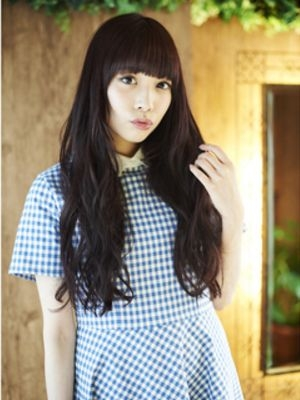 【ashuley】超美髪☆うるふわロング