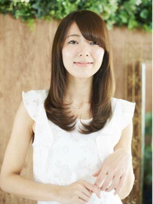 【ashuley】ナチュラルコスメストレート☆