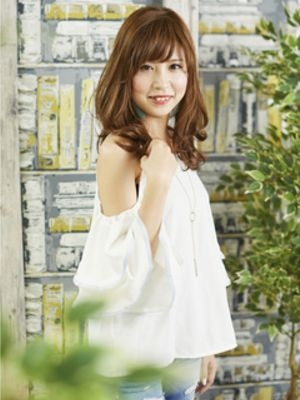 【ashuley】大人かわいいセミ☆