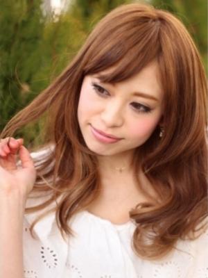 【ashuley】セクションカラーでおしゃれさん☆