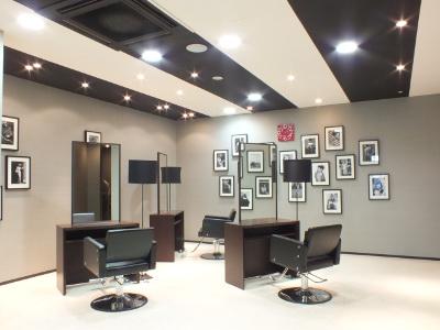 hair&make cura 東峰店1