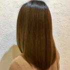 平日★Cut+前髪ストレートパーマ