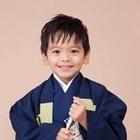 七五三/5歳男の子袴着付け