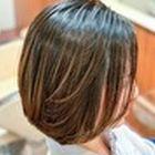 【朝のお手入れラクに】似合わせカット+カラー+美髪TR(毛髪診断付き)ロング料金有