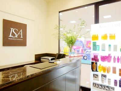 美容室ISA2