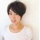 【艶々な美髪を体験して下さい!】カット+リタッチカラー+M3Dシングル