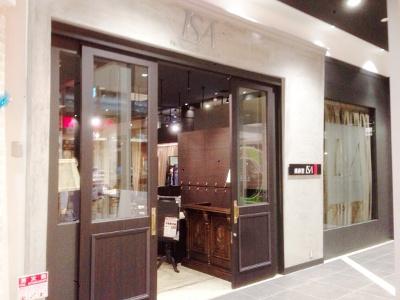 美容室ISA テラスウォーク店3