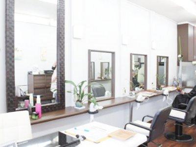 美容室 スタイルアップ2