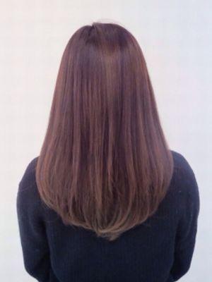 N's hair