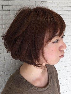 ゆるかわナチュラルボブ 武蔵小杉美容院memo