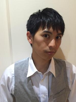 さわやかメンズショート【武蔵小杉美容院memo】