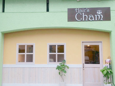Hair's Cham3
