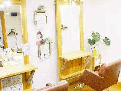美容室アキュリ1