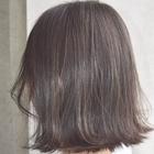 【カウンセリング付き】前髪、分け目、つむじ ボリュームアップ増毛エクステ1,600本 43,200円