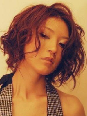 hair supple× 川崎雅俊 ウェービークールボブ