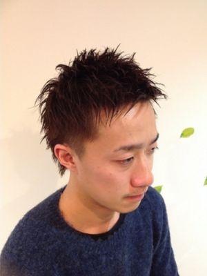 hair supple×メンズ デザインカットby宍田