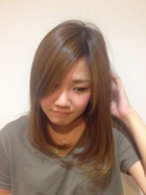 hairsupple×王道ナチュラリーストレートby宍田