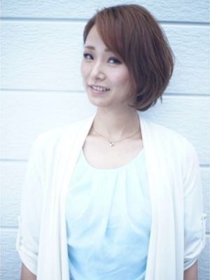 hair supple×エアリーショートボブ☆by宍田