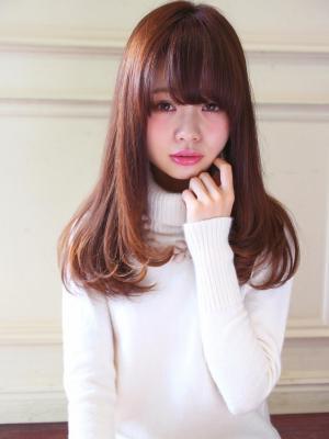 【YASUDA】大人の艶髪ストレートワンカール